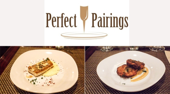 Perfect pairings Logo