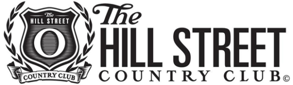 Hill Street Country Club Banner