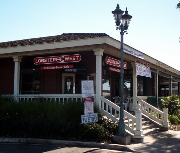 Lobster West Encinitas