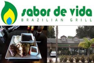 sabor de vida Brazillian Grill Collage