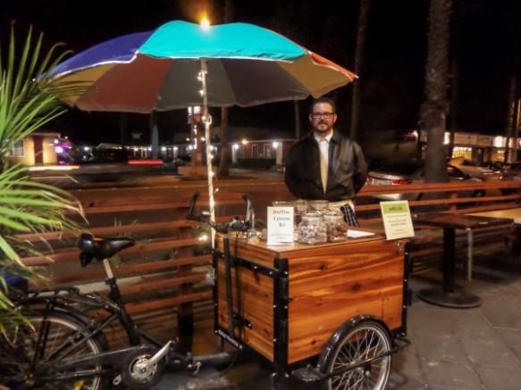 Truffle Trike Chef Beau Bonham