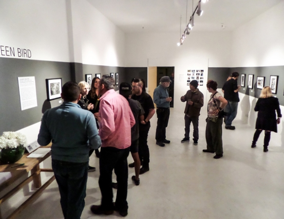 North County Food - Johnny Nguyen's opening reception at the Hill Street Country Club