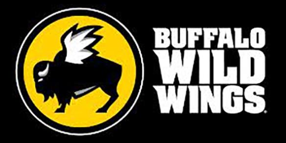 B Wild wings logo