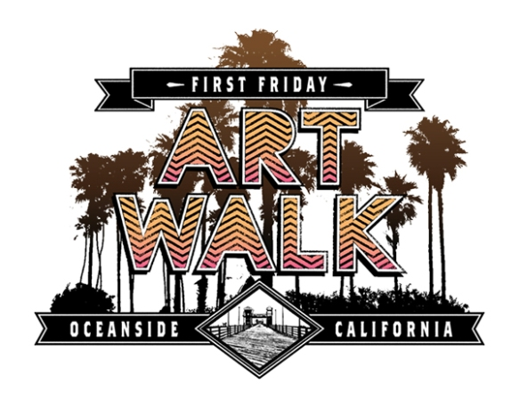 art walk logo