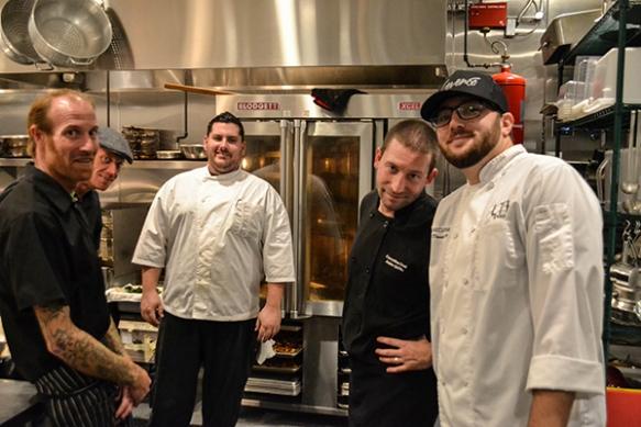 1 chefs
