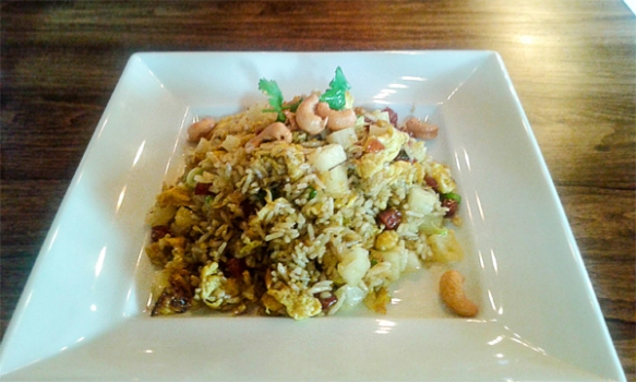 BLVD fried Rice Curry - Sausage