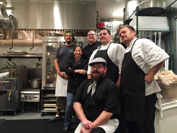 chef line up
