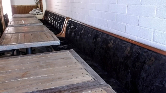 bar bench seating 2
