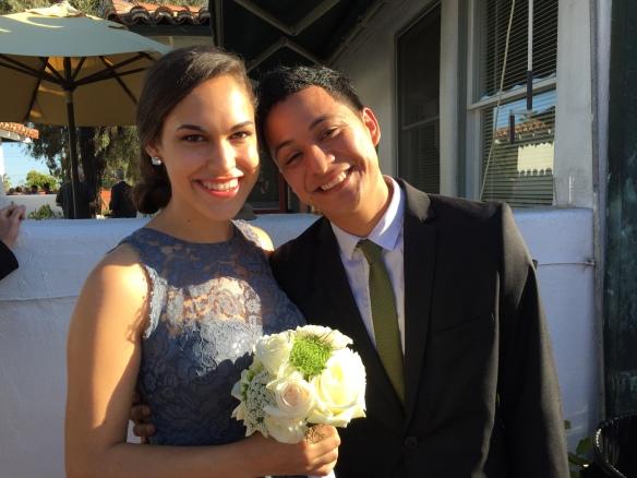 Tori and Alex