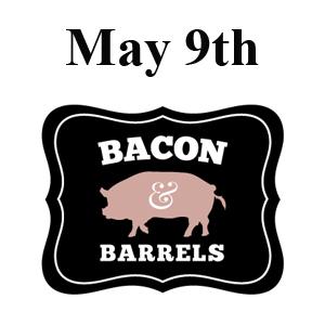 bacon barels cal