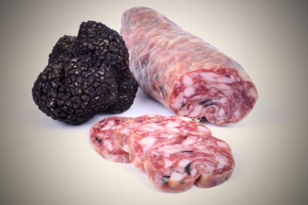 Black truffle Salumi edited