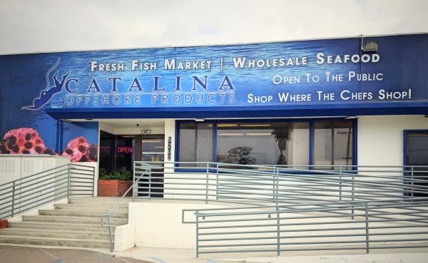 Catalina Storefront