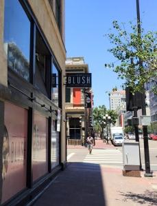 Blush Sign