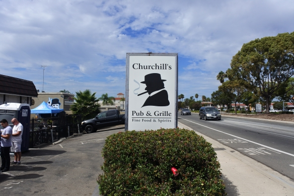 Churchill's in San Marcos