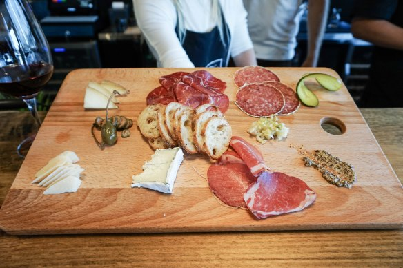 Privateer Market Meat and Cheese Board 2