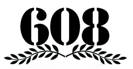608 logo