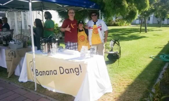 banana dang