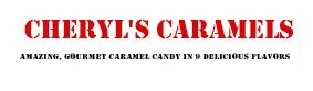 Cheryl's caramels logo