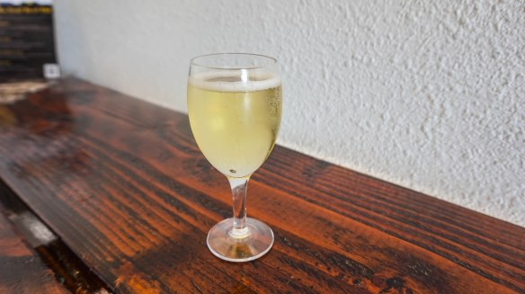 Golden Coast Mead Cucumber