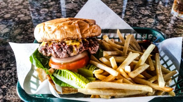 burger O'side bar & grill (1 of 1)