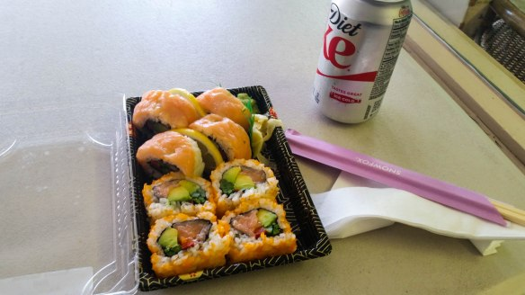 smoked salmon roll Yoshino (1 of 1)